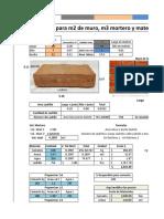 Calculo de ladrillo y mortero 2019.xlsx