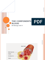 The components of blood