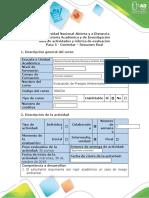Guia de actividades y rúbrica de evaluación - Paso 5 - Controlar Informe ejecutivo final.docx