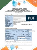Guia de actividades y rubrica de evaluacion - Ciclo 2-Construir estados financieros consolidados y mapa mental diferentes métodos
