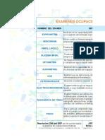 DIAGRAMA FLUJO  EXAMENES MEDICOS DROGUERIA MAFFE R.H