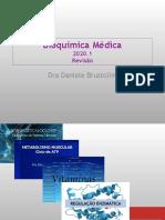 Bioquímica Médica revisão,