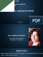 TECA ALENCAR DE BRITO