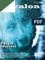 Revista digital Ávalon, enigmas y misterios.  Año I - Nº 9 - Julio de 2010