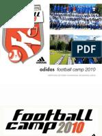 Adidas Camp 2010-Photo Book