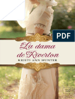 La dama de Riverton - Kristi Ann Hunter.pdf