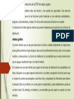 8. Análisis gráfico