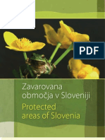 Protected Areas of Slovenia