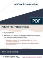 patient care presentation hocc