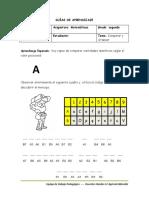 GUÍAS DE APRENDIZAJE matematicas 2°