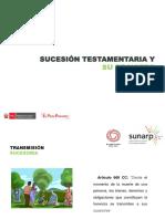 SUCESION TESTAMENTARIA Y SU REGISTRO.pdf