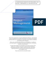 Construction industry productivity and the potential for collaborative practice