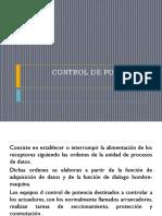 CONTROL DE POTENCIA