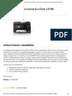 Impresora Multifuncional EcoTank L5190 _ Inyección de Tinta _ Impresoras _ Para el trabajo _ Epson