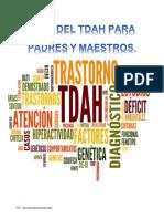 GUIA DEL TDAH PARAPADRES Y MAESTROS
