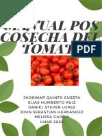 ULTIMA VERSION DEL MANUAL DE POSCOSECHA
