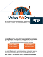 UWD - Help Undocumented People on #GivingTuesdayNow