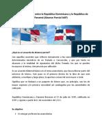 tratado parcial de RD y PANAMA