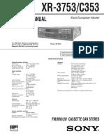 Sony XR-3753, C353.pdf