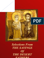 Selected Sayings of the Desert Fathers