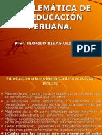REALIDAD DE LA EDUCACIÓN PERUANA.ppt