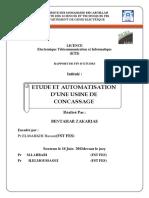 Etude Et Automatisation d'Une - Bentahar Zakariae_923