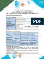 Guía de actividades y rúbrica de evaluación – Caso 3. Atención en Servicio de Medicina Interna y Cuidado Crítico.docx