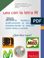 Leo con la letra M.pptx