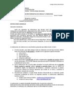 EVALUACIÓN FORMATIVA - 1° medio.doc