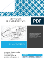 Métodos planimétricos_LINA VALENCIA