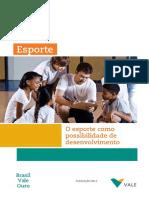 Unesco O Esporte Como Possibilidade de Desenvolvimento