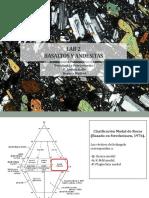 Lab 2_Basaltos & Andesitas_TR_UNAB