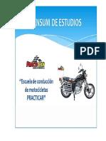 MANUAL DE CONDUCCION MOTOS