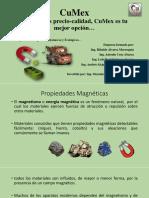 Propiedades Magneticas, Quimicas y Ecologicas