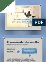 16 TRASTORNO DEL DESARROLLO.pptx