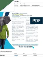 Examen parcial - Semana RESPONSABILIDAD EN EL SISTEMA GENERAL DE RIESGOS-[GRUPO1]