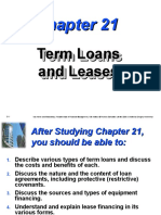Term loans and leases.ppt