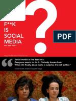 WTF is Social Media?