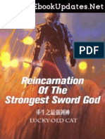 Reincarnation Of The Strongest Sword God - Lucky Cat - Ongoing To 1477.epub