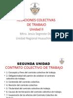 RELACIONES COLECTIVAS. SEGUNDA UNIDAD pptx.pptx