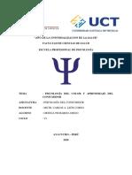 PSICOLOGIA DEL COLOR Y APRENDIZAJE DEL CONSUMIDOR- ORTEGA PICHARDO DIEGO IDWIN