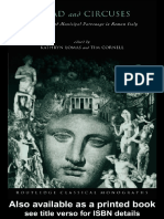 Bread and Circuses Euergetism and Municipal Patronage in Roman Italy by Timothy J. Cornell, Kathryn Lomas (z-lib.org).pdf