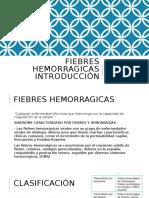 FIEBRES HEMORRAGICAS