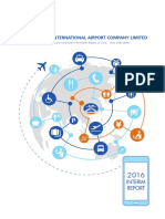 2016 Beijing Airport Interim Report