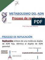 METABOLISMO DE ADN Y ARN Clase 3 Unidad VIII.pdf