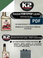 Radiator Stopleak