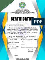Certification of Grades_PracticeTeaching_DonMarianoNHS (Original)