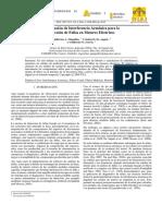 Eliminación de Interferencia Armónica para la Detección de Fallas en Motores Eléctricos