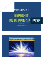 Bereshit! do El Fin Desde El Principio Power Point