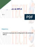 4 - MPLS Configuration